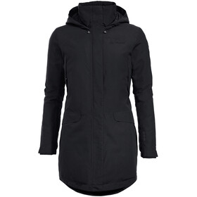 VAUDE Skomer Wool Parka Women black